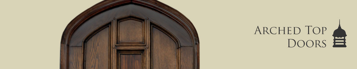 Arched Top Doors