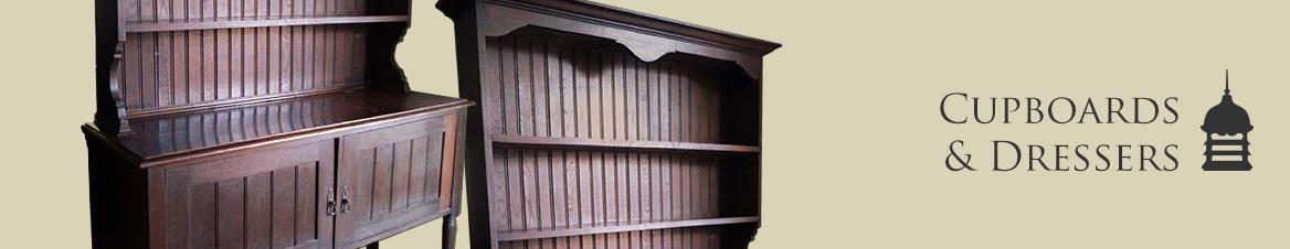 Cupboards & Dressers