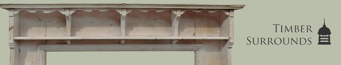 Timber Surrounds