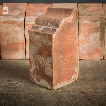Batch of 200 Reclaimed Header Corbel Red Brick Specials