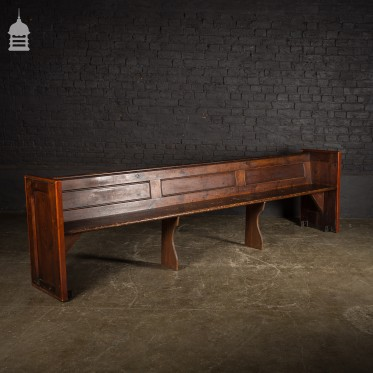Long Pine Pews from Norfolk Church