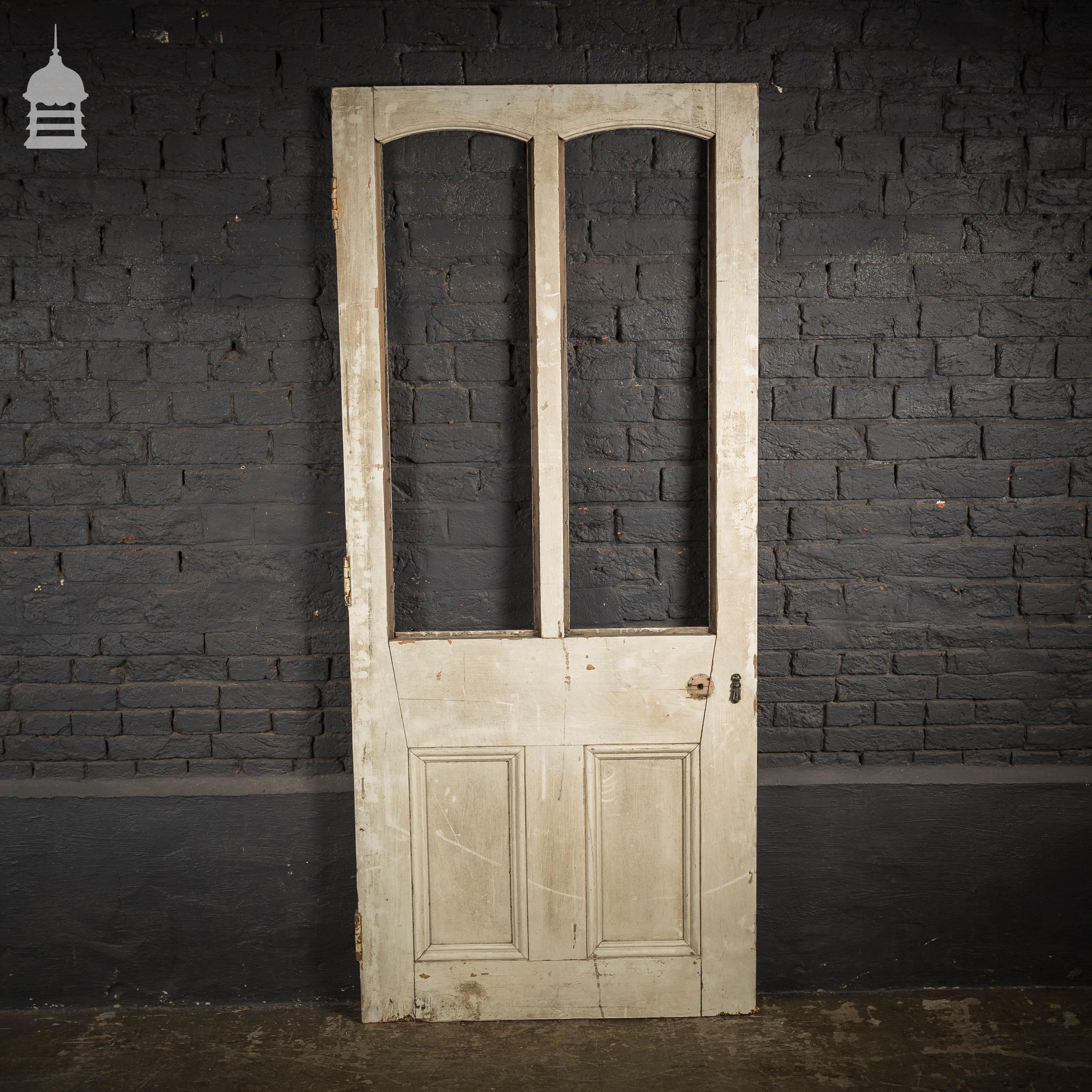 Victorian Half Glazed Front Door - External Doors - Doors - All Stock