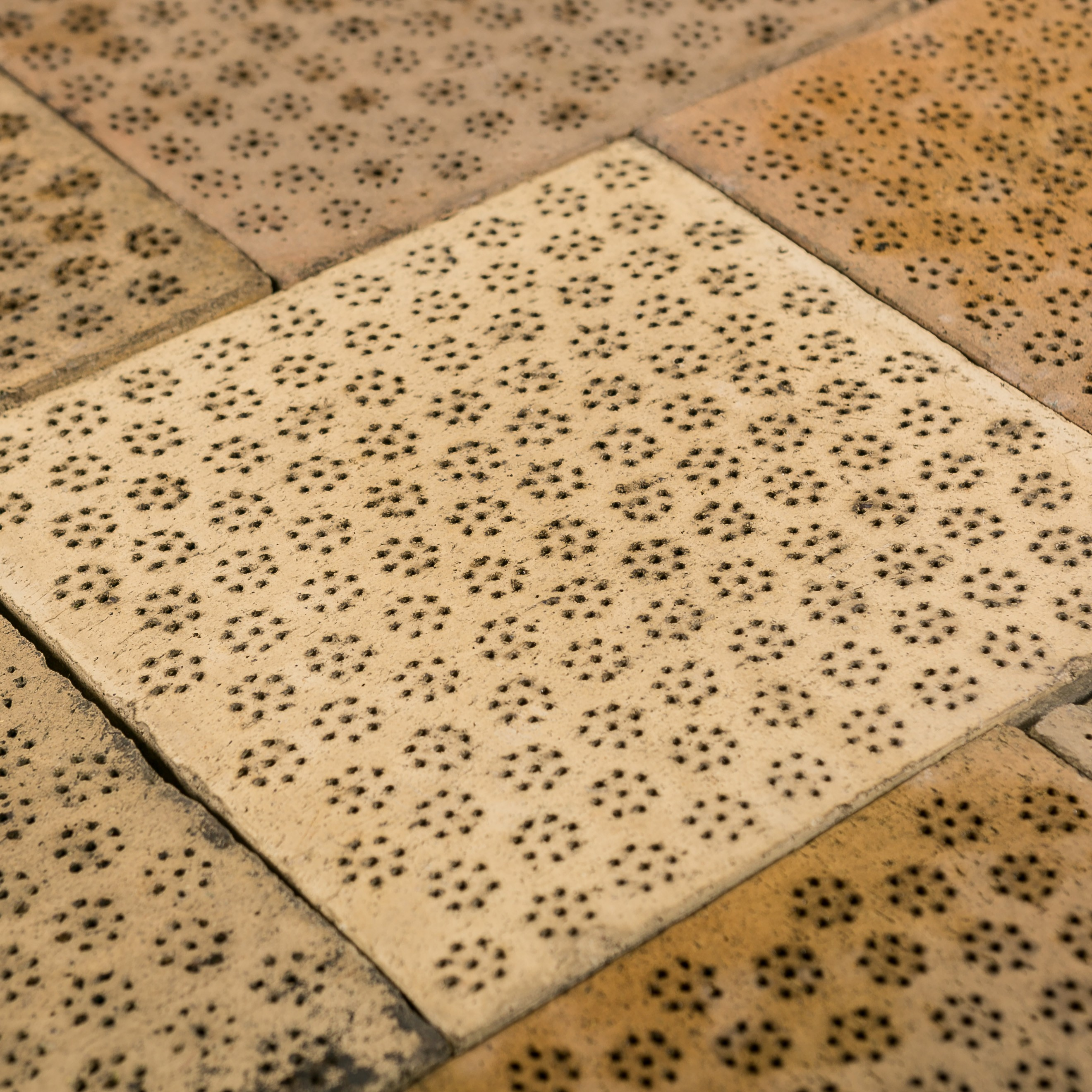 reclaimed 12 inch clay malting tiles floor tiles all
