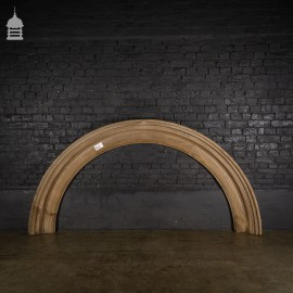 19th C Overhead Oak Mouldings Archways - 4 Available