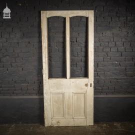 Victorian Half Glazed Front Door
