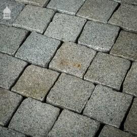 1 Tonne of New Granite Setts Blocks Pavers