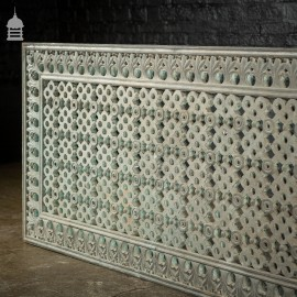 19th C Cast Brass George Gilbert Scott Jr Floor Grille Grate from Norwich Cathedral