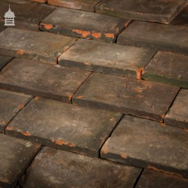 Reclaimed Handmade Pin Tiles Peg Tiles