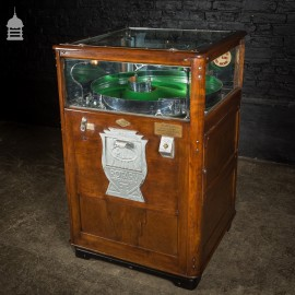 Restored 1930s Art Deco Rotary Merchandiser Arcade Machine