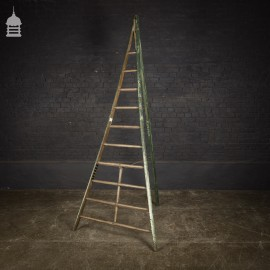 Vintage Fruit Picking Ladder Trestle – Perfect Shop Display