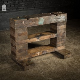Heavy Duty Industrial Factory Pine Stand Stack