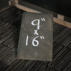 """Reclaimed Roofing Slates Slate Tiles 9"""" x 16"""""""