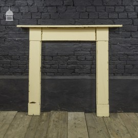 Painted Pine Fire Surround