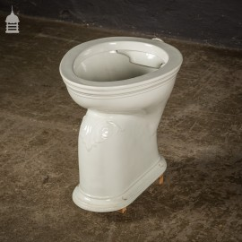 Original 'The Sanitas' Washdown Closet Toilet Pan WC