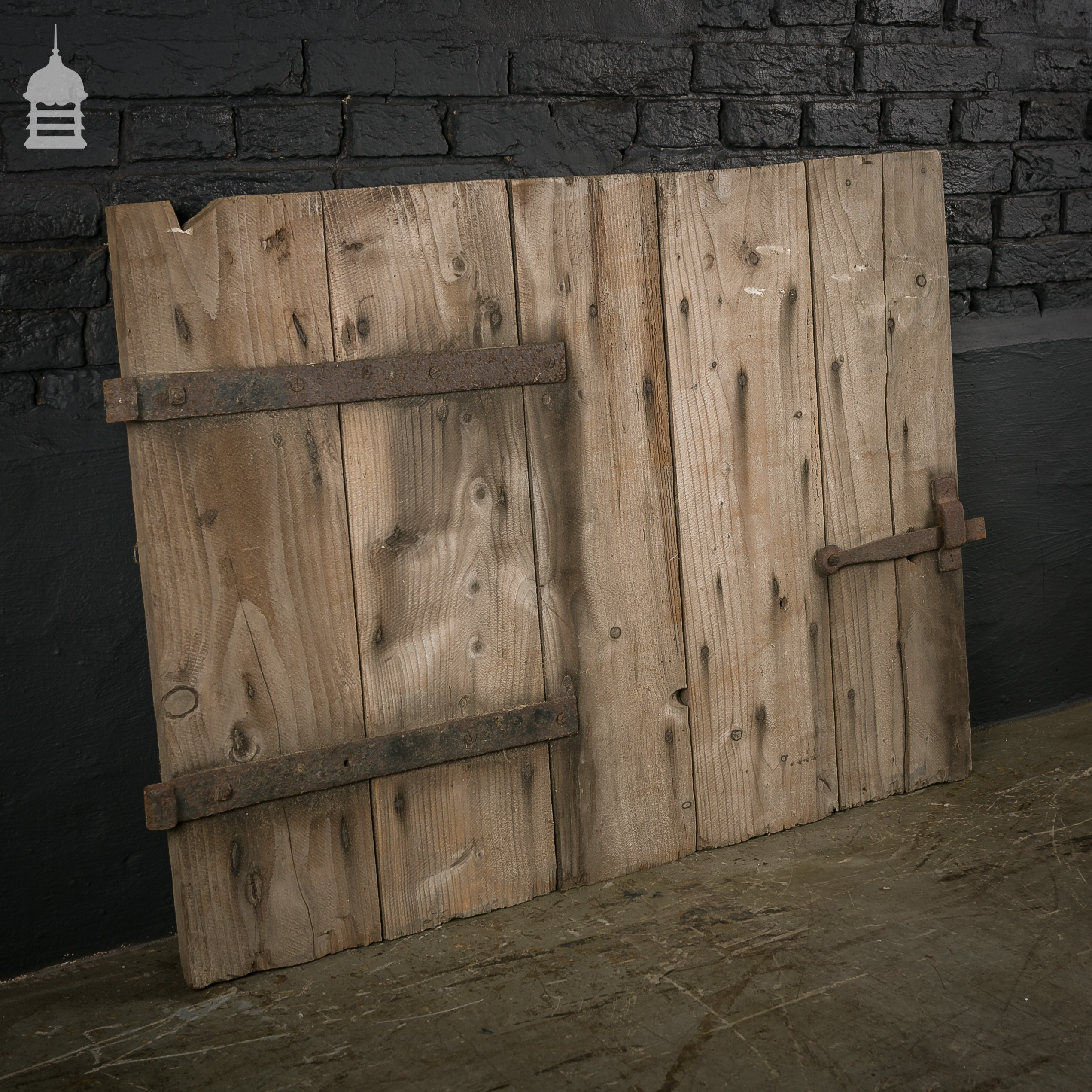 small pine ledged braced barn hatch door farmhouse. Black Bedroom Furniture Sets. Home Design Ideas