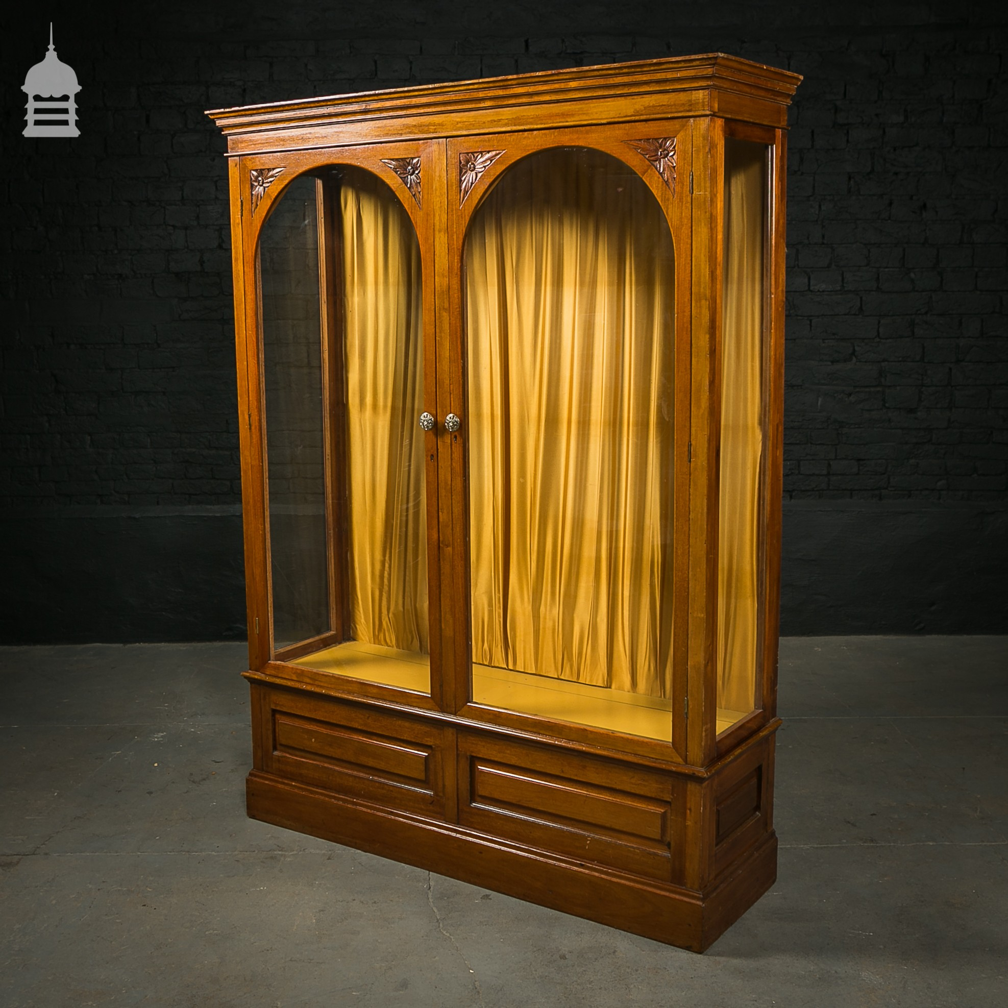 #B15201 Victorian Mahogany Display Cabinet With Arched Glazed Doors with 1975x1975 px of Recommended Mahogany Display Cabinets With Glass Doors 19751975 save image @ avoidforclosure.info