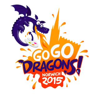 GoGo Dragon 2015 logo