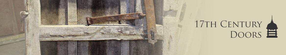 17th Century Doors