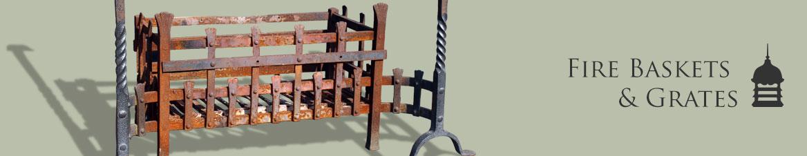 Fire Baskets & Grates