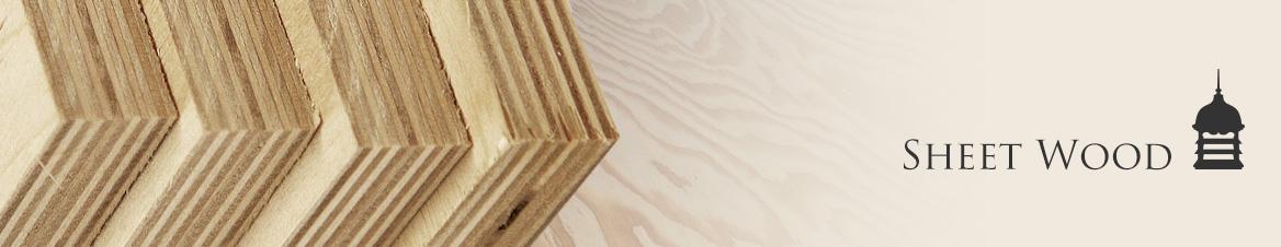 Sheet Wood
