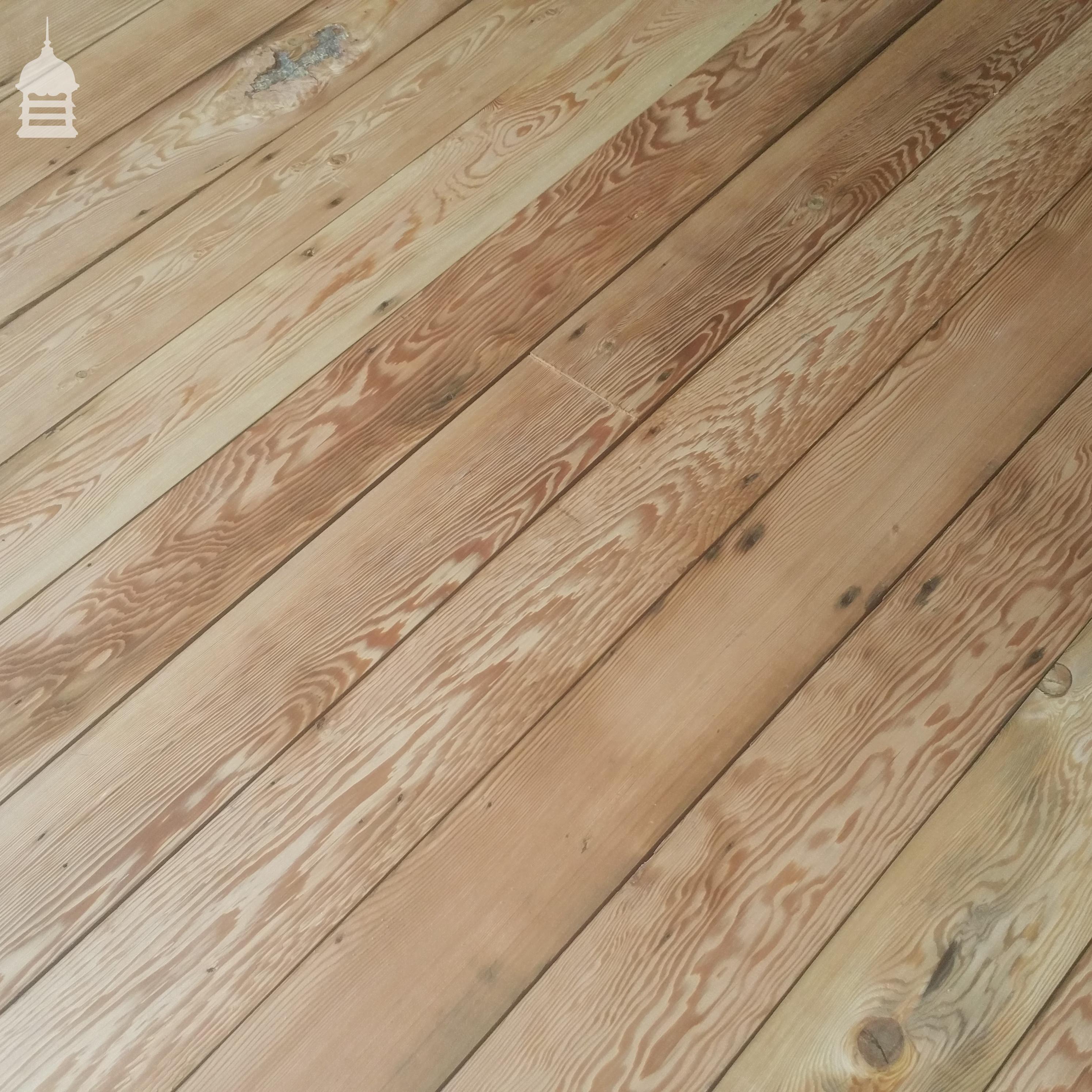 Reclaimed Columbian Pine Flooring Ebay