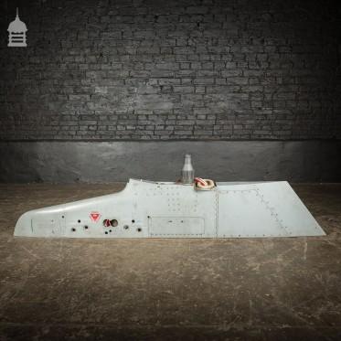Aluminium Outboard Pylon Section From a RAF Tornado Aircraft