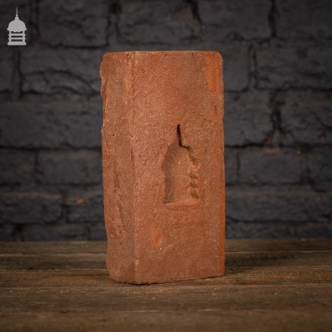 "2.25 Inch 'BRITANNIA' Hand Made 2¼"" Red Bricks"