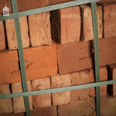 "2.5 Inch 'BRITANNIA' Hand Made 2½"" Red Bricks"