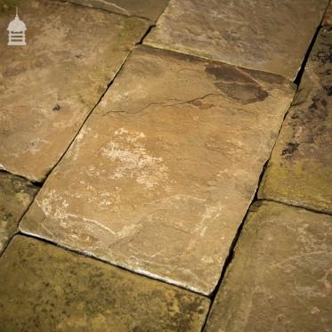 Grade 'A' Reclaimed Period Yorkstone York Stone Flooring