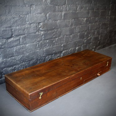 Mahogany  Box by Field of London
