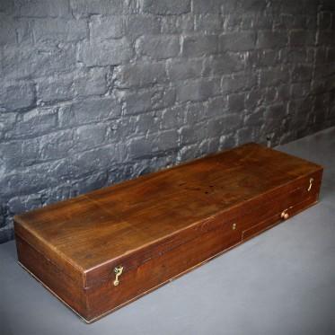 Mahogany  Box by Field of London