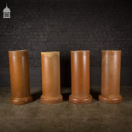 Collection of Huge Salt Glazed Drainage Components