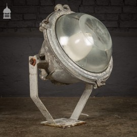 Industrial Galvanised Trawler Search Light Spot Light