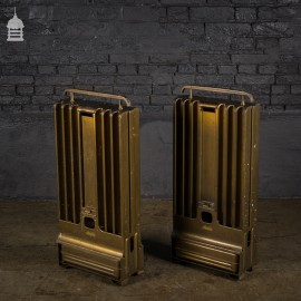 Pair of Deco Greenhouse Heaters by 'ALADDIN'