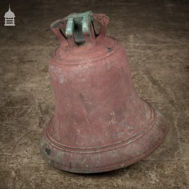John Warner and Sons Bronze Bell Dated 1875
