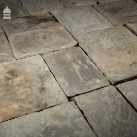Reclaimed Grade 'A' Blue Grey Pennant Stone Slabs Flagstones Paving