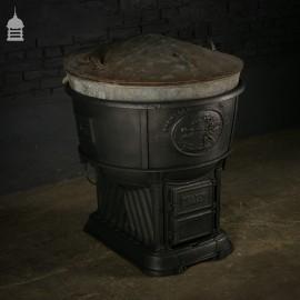 Superb Victorian 'Portable Boiler' by 'DOBBIE FORBES & CO LTD'
