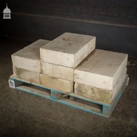 Set of 7 Reclaimed Stone Blocks