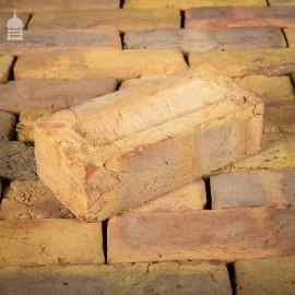 "Batch of 540 2¾"" Multi Yellow Bricks 2.75 inch"