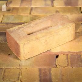 "Batch of 540 2¾"" Gold Fletton Bricks 2.75 inch"