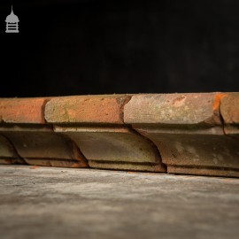 Batch of 34 19th C Header Special Bricks