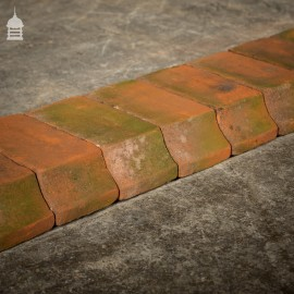 Batch of 26 Header Plinth Red Brick Specials