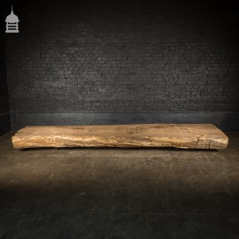Huge Rustic Seasoned Oak Beam