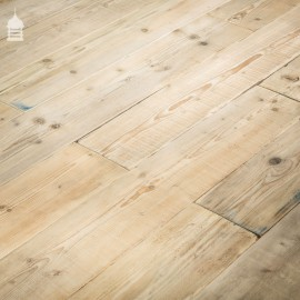 Reclaimed Scaffold Boards with Sanded Finish Cut to 20mm Thick Flooring Wall Cladding
