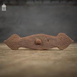 Small Arrow Head Blacksmith Made Building Tie Wall Tie