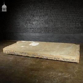 Enormous Reclaimed Yorkstone Slab Flag Stone – 2 Available