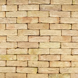 "2.5 Inch ""BRITANNIA BRICKS"" Buff Hand Made 2½"" Buff Bricks"