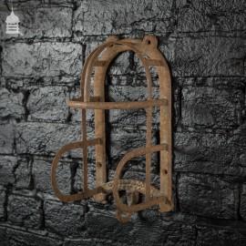 Victorian Equine Tack Room Bridle Rack by Cottam & Co