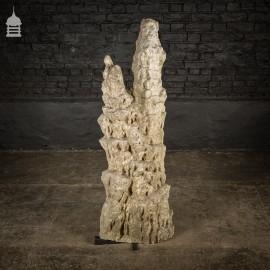 Large 1.2 Metre Tall Mineral Stalagmite