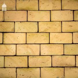 """BRITANNIA BRICKS"" Cut Buff Floor Bricks 30mm 1.25"" Thickness Floorbrick"